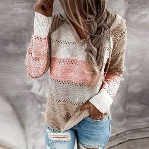 Wonderful Striped Sweater